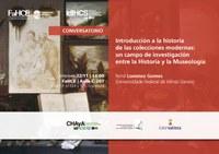 Conversatorio a cargo de René Lommez Gomes