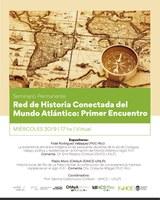 Primer encuentro - Seminario Permanente de la Red de Historia Conectada del Mundo Atlántico